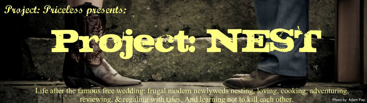 Project: Priceless presents: Project: NEST
