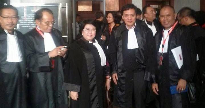 DPP APSI Desak RUU Advokat Disahkan