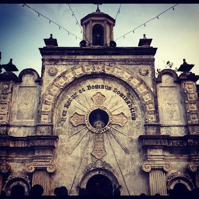 San Guillermo Church, Bacolor, Santino May Bukas Pa Shooting Teleserye, Visita Iglesia, Holy Week, Philippines, Bisita Iglesia, Simbahan, Gusali, Instagram, Mahal na Araw, Semana Santa
