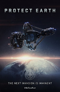 Ender's Game Propaganda Poster 2