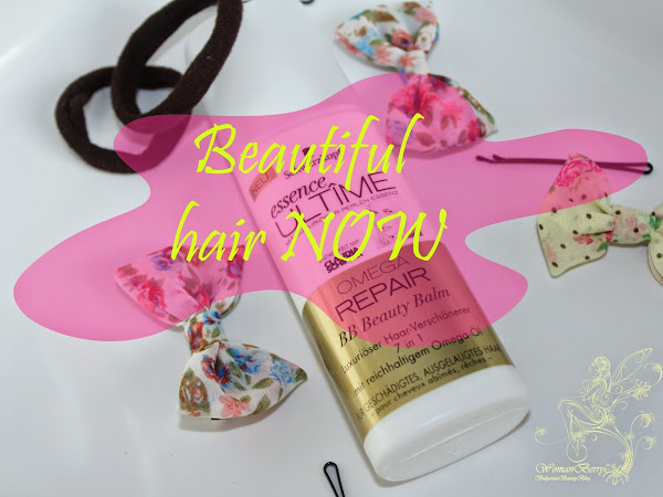 REVIEW   Schwarzkopf Essence ultime BB (hair edition)