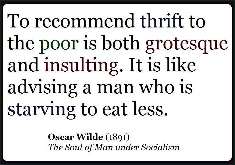 Oscar Wilde's Sense