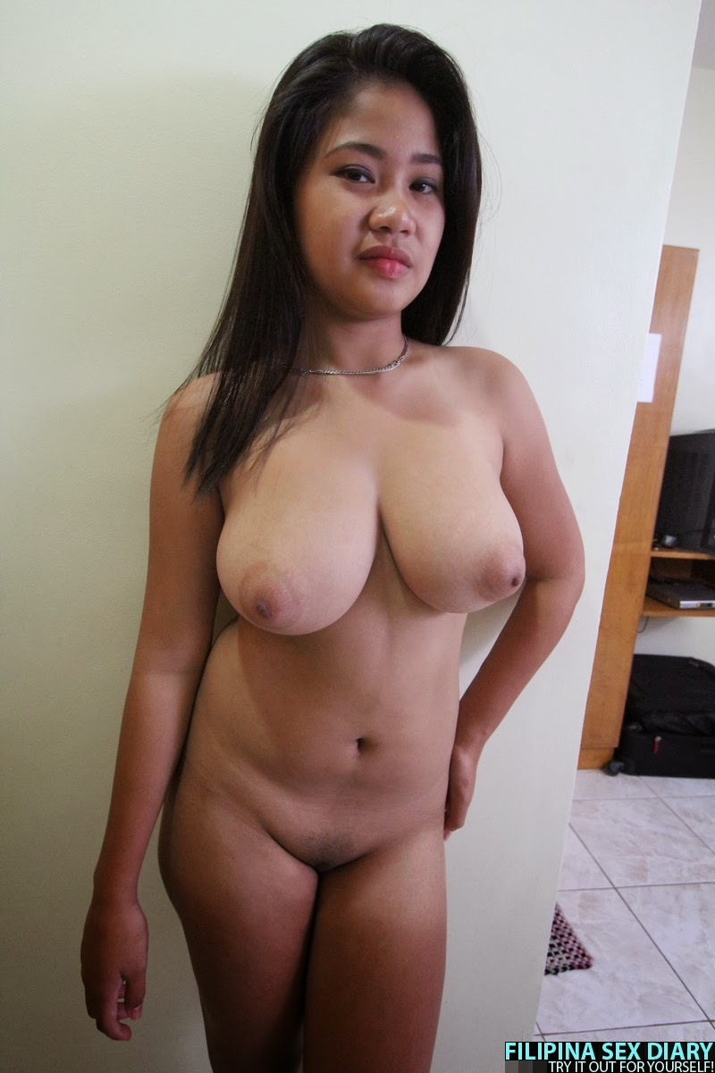 AmatureChiXXX: Busty Filipina Potchie