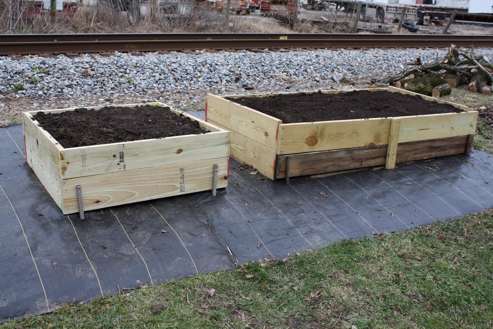 Type Of Wood For Raised Garden Part - 33: The Redeemed Gardener - Blogger