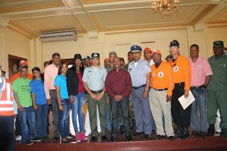 Comando Unificado del COE   reporta muerte de policía en Jamey en San Cristóbal
