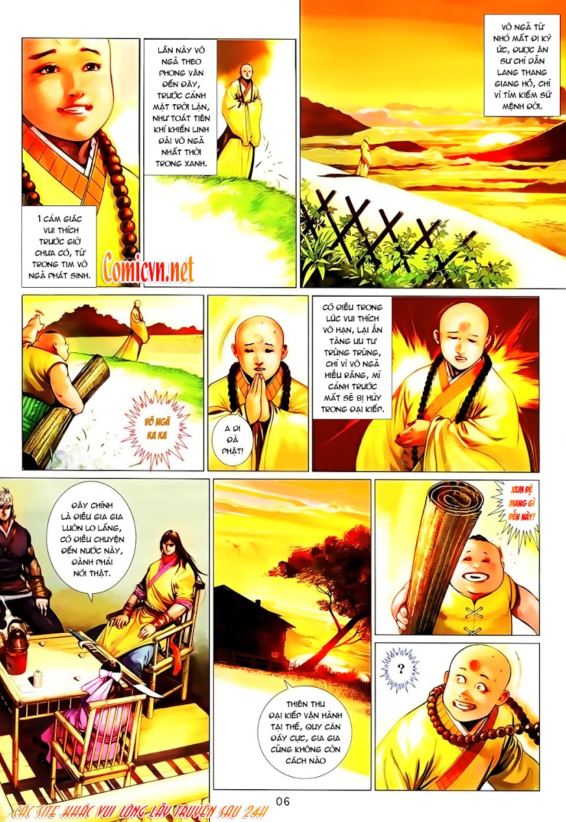 Phong Vân chap 642 Trang 6 - Mangak.info