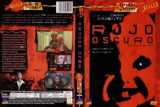 Carátula: Rojo Oscuro [1975] [DVD] [HD]