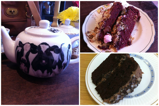 What to do in Middlesbrough - The Olde Young Tea House