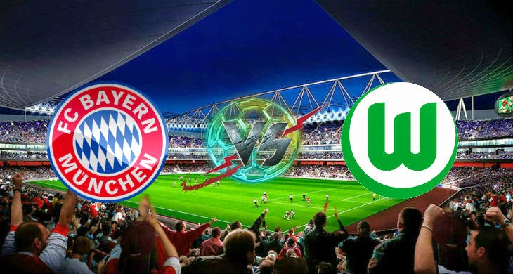 Prediksi Bola Bayern Munchen vs Wolfsburg 23 Agustus 2014