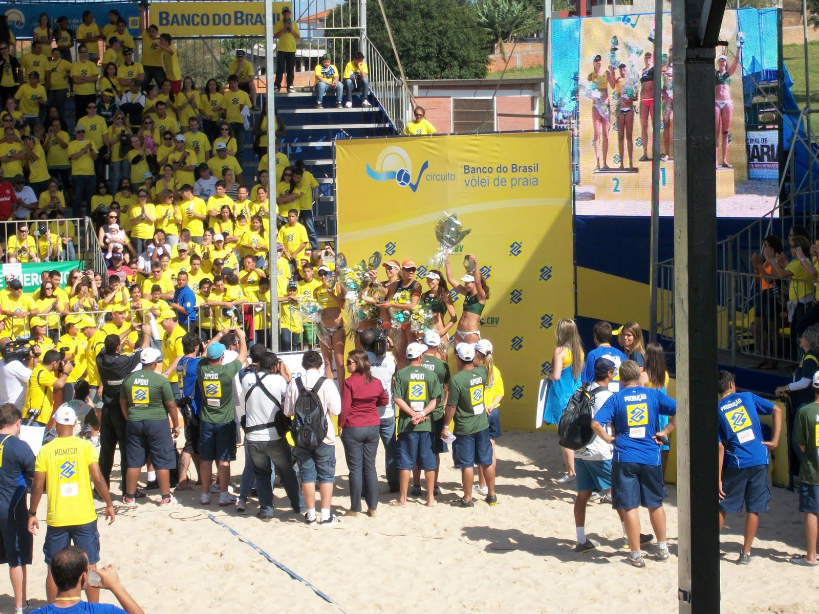 Circuito Banco Do Brasil : Professor dida circuito banco do brasil de vÔlei