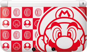 mario 3ds xl image 1 China   Mario Themed 3DS XLs Announced