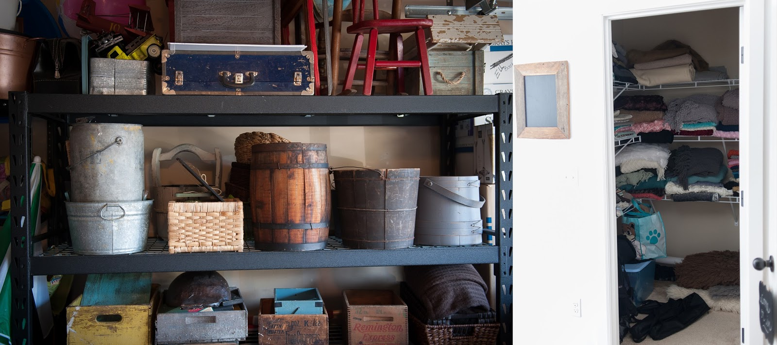 Photography prop storage