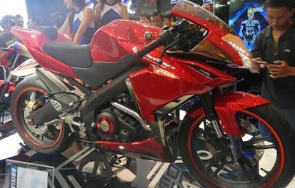 Gambar Modifikasi Motor Yamaha New Vixion