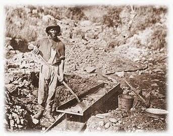 Los buscadores de oro de California