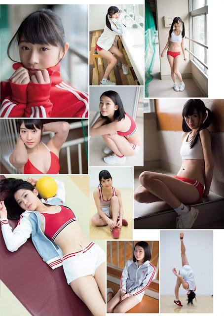 NGT48 Weekly Playboy No 5 2016 Pics 2