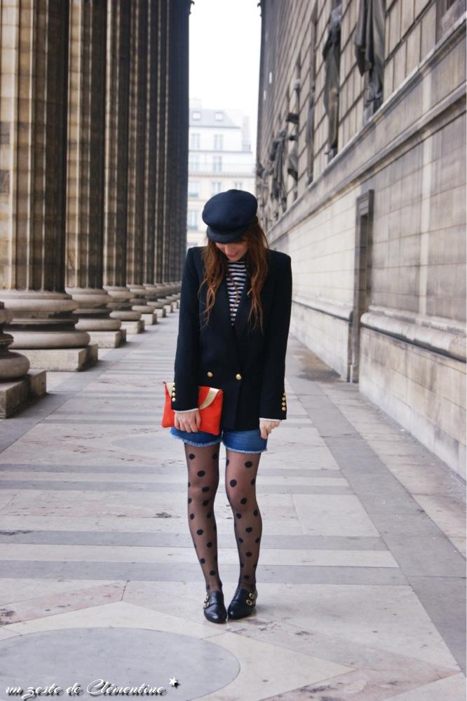 Un zeste de clementine blog mode et tendance cap 39 tain iglo for Porte 4 cap janet