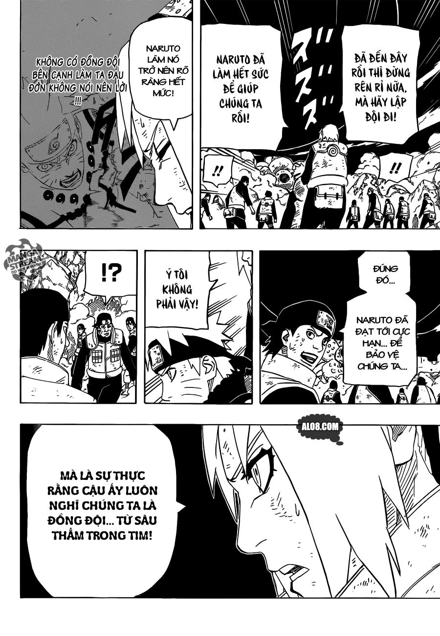 Naruto chap 630 Trang 8