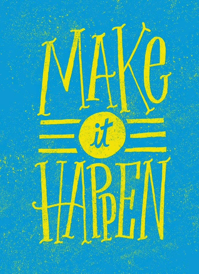 Make it Happen - Jay Roeder