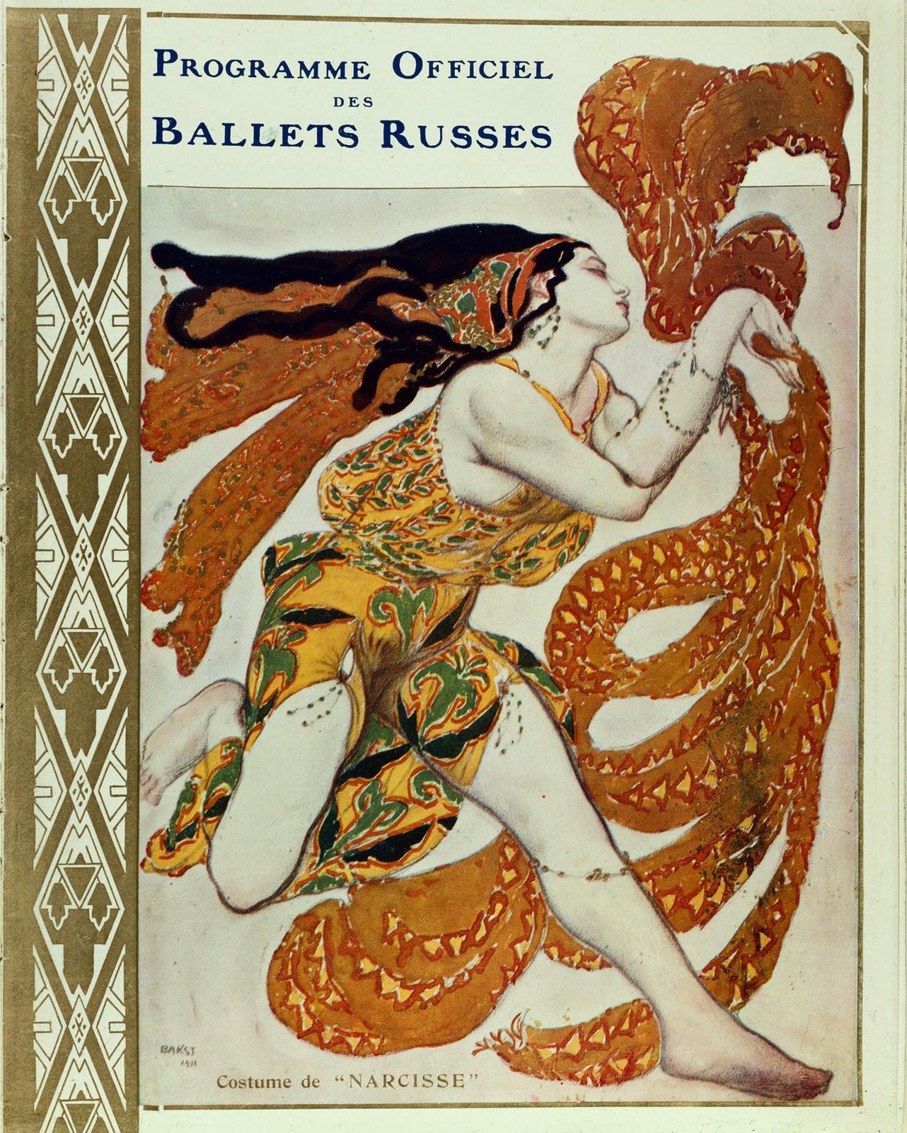 Ballet Russe, Leon Bakst