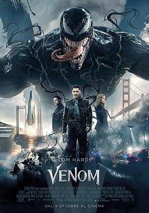 Venom BluRay Filmes Torrent Download capa