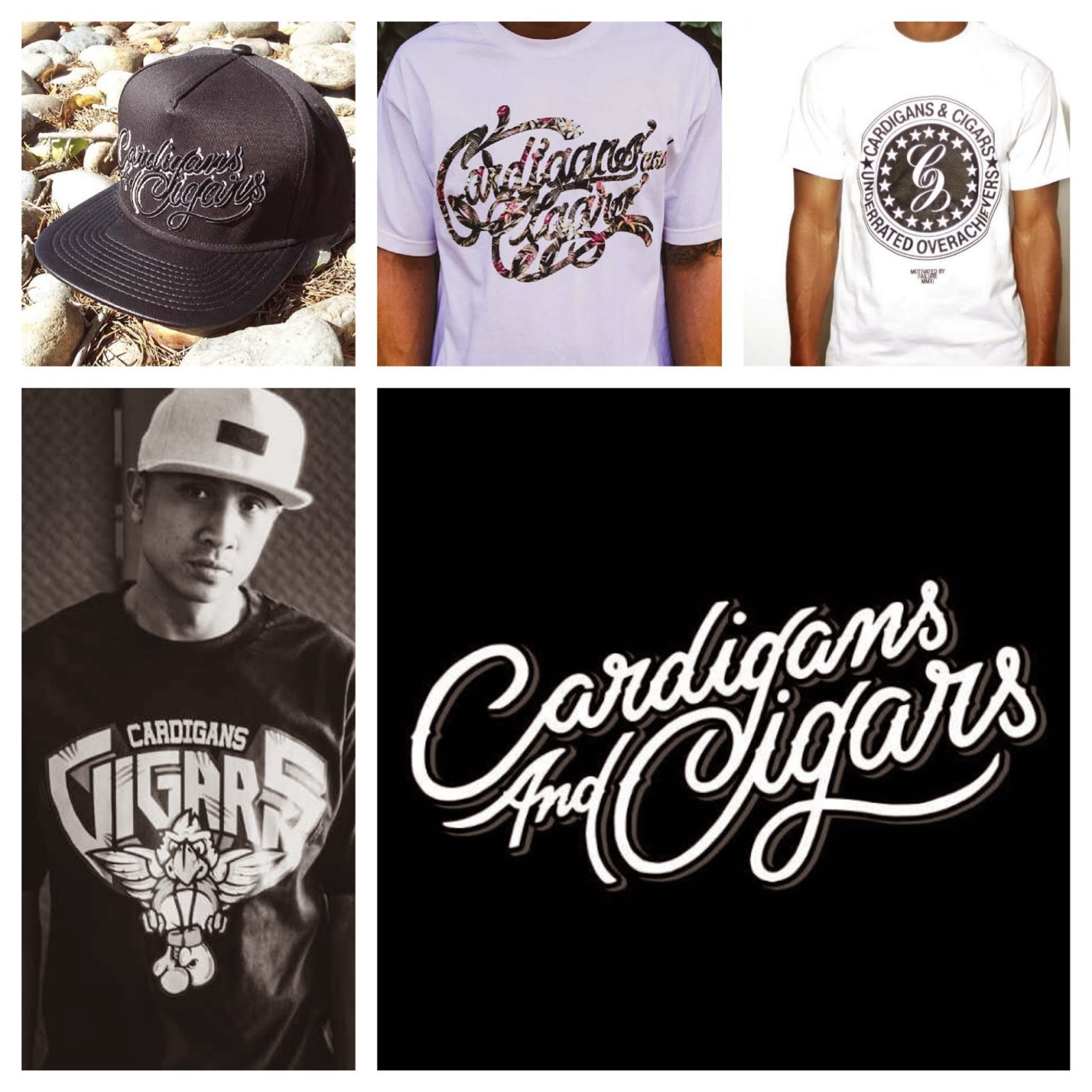 CARDIGANS AND CIGARS CLOTHING