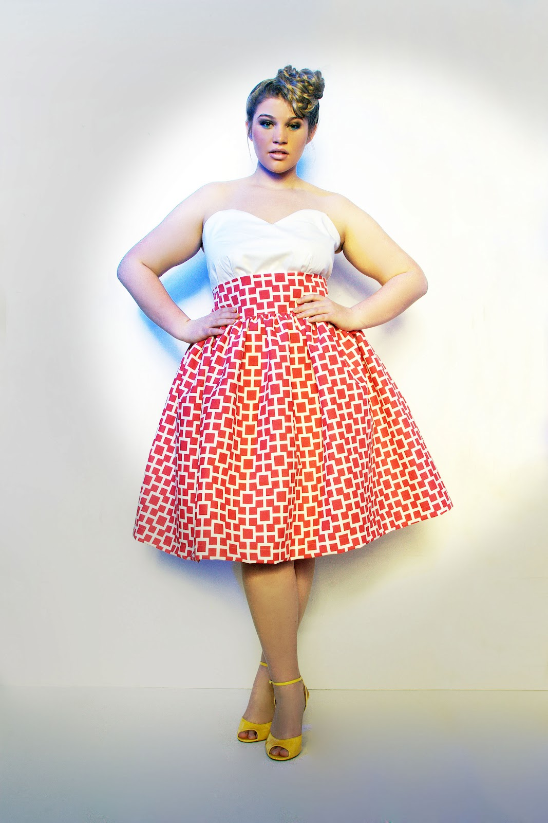 JIBRI, plus size designer, plus size fashion