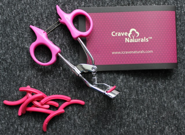Whiplash Eyelash Curler by Crave Naturals