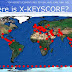 Programa XKeyscore permite a la NSA abarcar todo el mapa