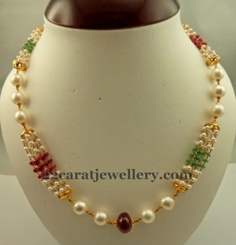 Beads Necklace for Kurthis