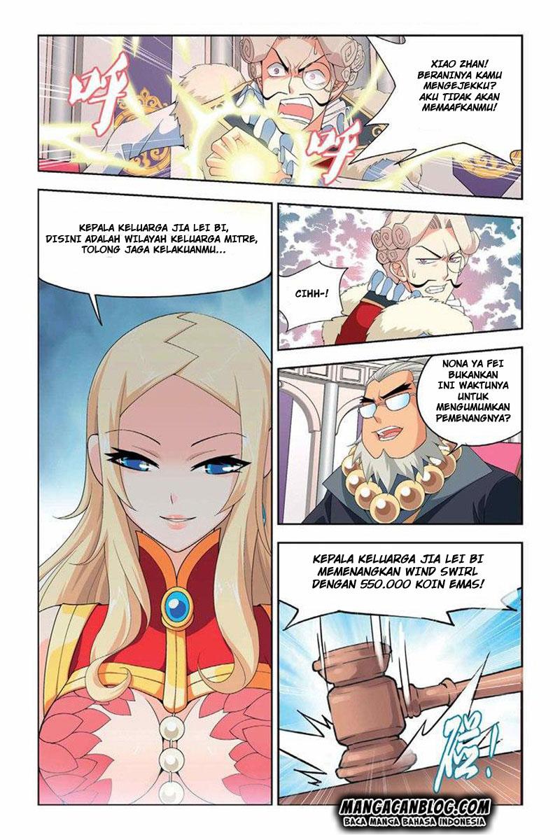 Battle Through Heaven Chapter 08-20