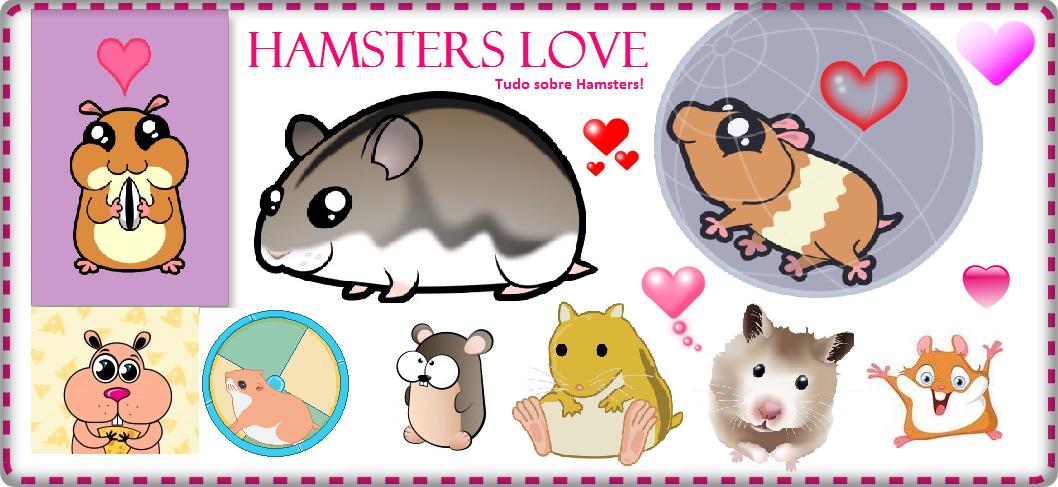 Hamsters Love!! ♥