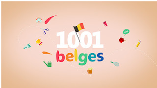 Logo 1001 belges