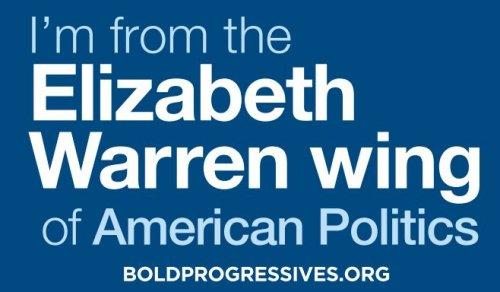 Elizabeth WarrenWing