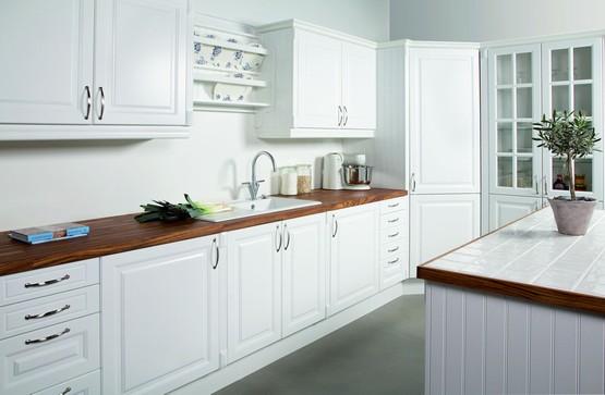 Jeg elsker den nordic køkken stil syntes det er så flot med den
