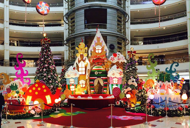 SWEET CHRISTMAS WITH SURIA KLCC | Malaysian Foodie
