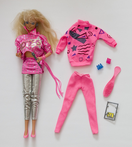 an analysis of barbie girl video Segmenting and targeting markets  in most of barbie commercial we can see that there is a girl or more playing with barbie dollsthey are the most.
