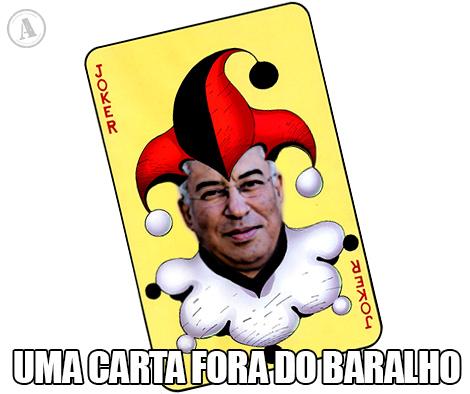 António Costa - Uma carta fora do baralho