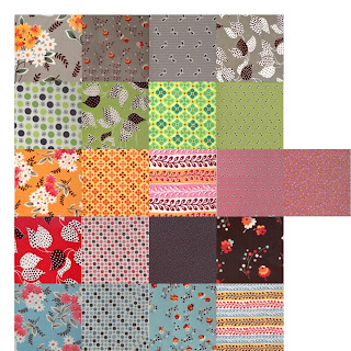 Free Spirit FLEA MARKET FANCY Quilt Fabric by Denyse Schmidt