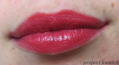 Old School Glam lip swatch