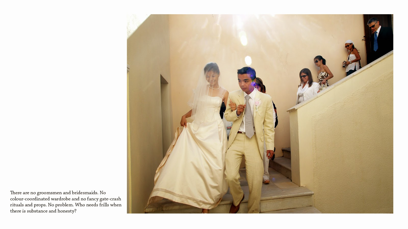 wedding photography singapore santorini entourage