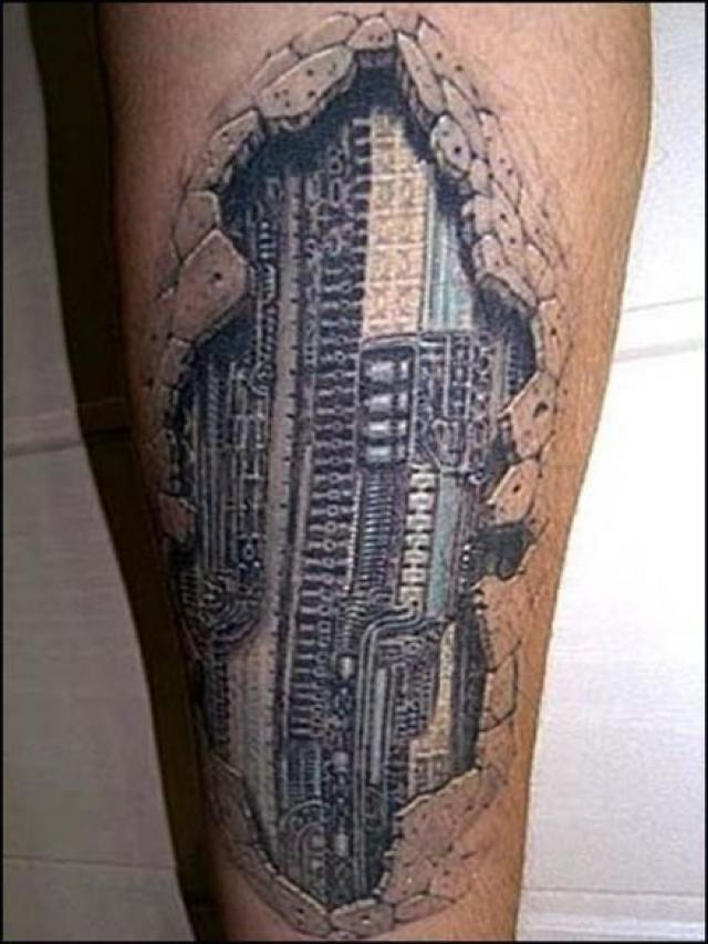 2015 3d Tattoos
