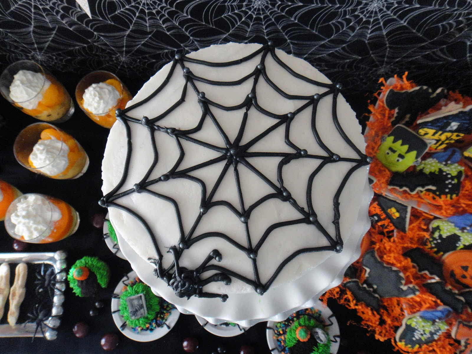 Worth Pinning Happy Haunting Halloween Party Tutorials