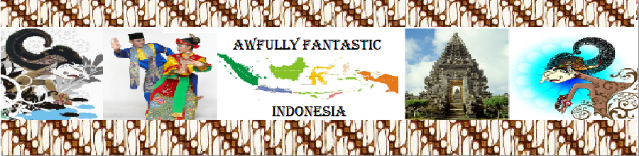 Awfully Fantastic Indonesia