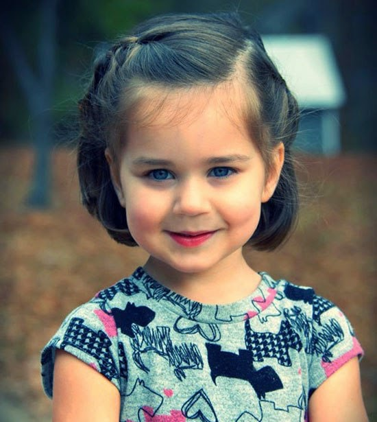 short hair cuts 20142015 for little girls