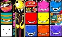Weekly Shonen Jump, Classement, Shueisha, Actu Manga, Manga, Assassination Classroom,