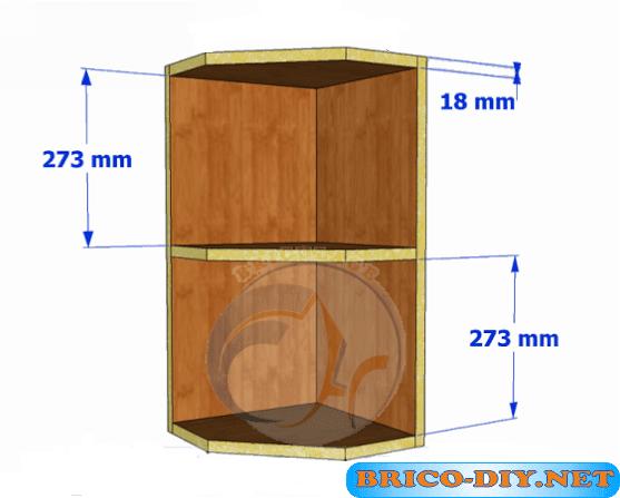 BricolajeDiy Planos gratis Como hacer muebles de melamina madera y