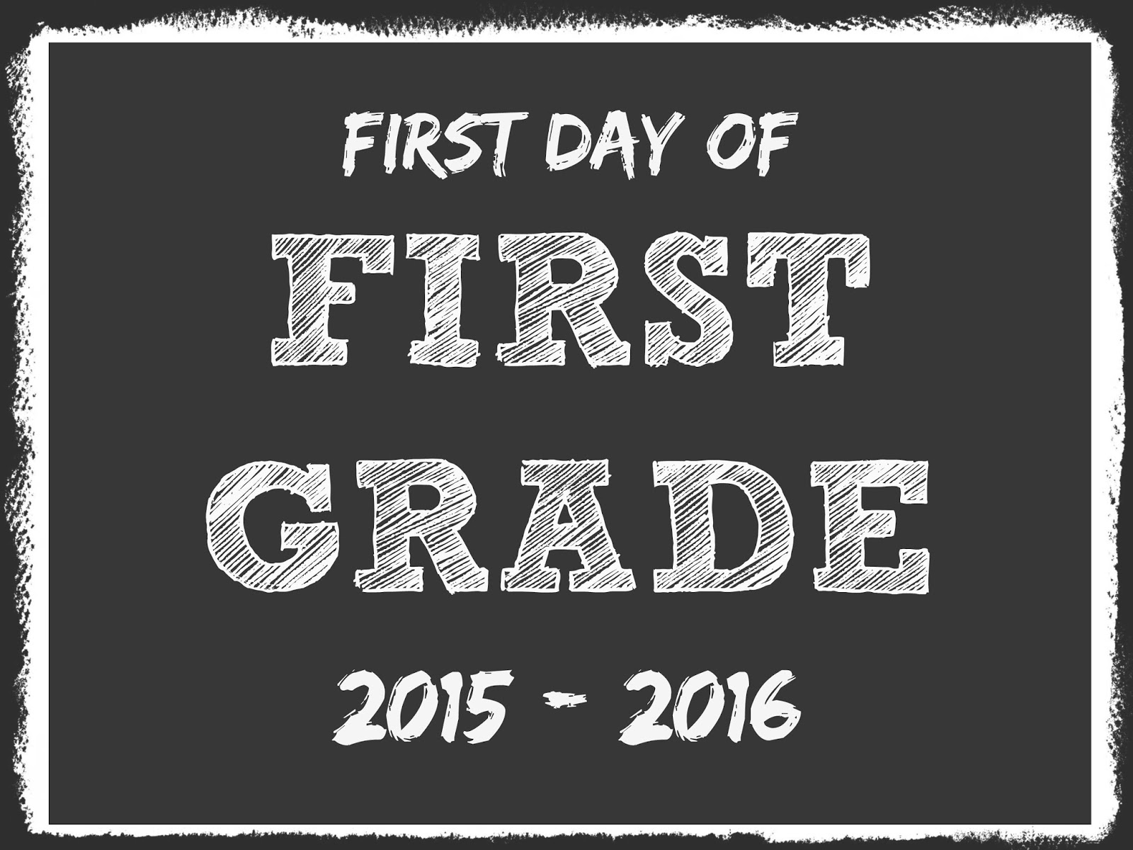 the mandatory mooch first day of school free printables 2015 2016