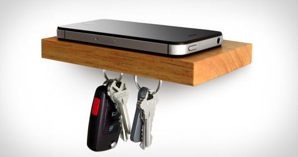 PLANK Shelf iphone wallet sunglasses