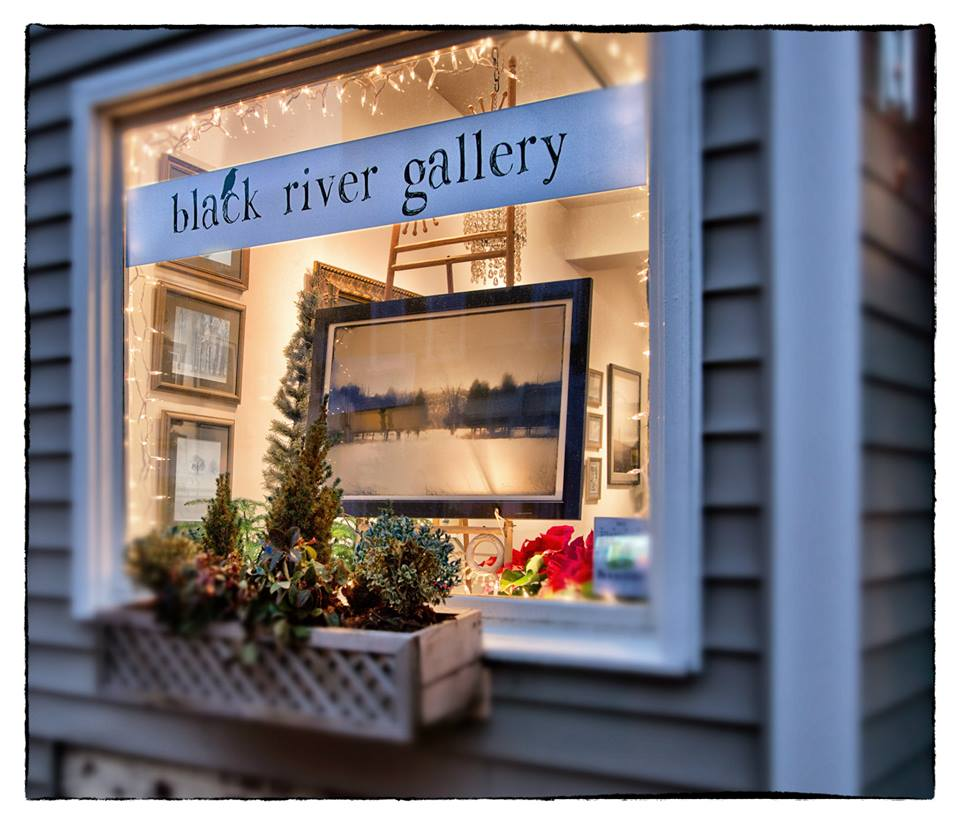 EVENT SPONSOR: Black River Gallery