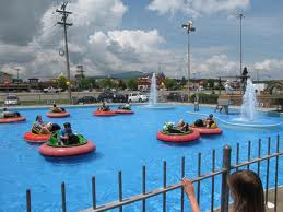 Blaster Boats and Bumper Cars